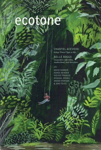 Ecotone Issue 17 Cover