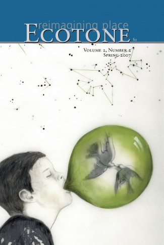 Ecotone Issue 4 Cover