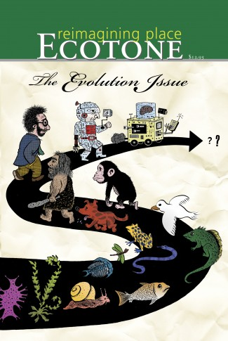 Ecotone Issue 7 Cover